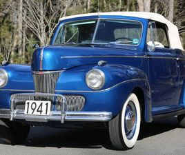 1941 FORD DELUXE FOR SALE