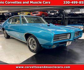 1969 PONTIAC GTO AMERICAN MUSCLE CAR