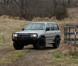 1992 TOYOTA LAND CRUISER HDJ80