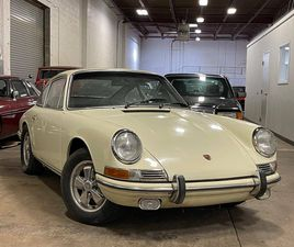 1968 PORSCHE 912 SUNROOF COUPE, MATCHING NUMBERS!