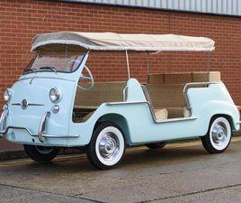 1964 FIAT JOLLY 600 MULTIPLA