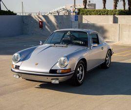 1973 PORSCHE 911T FOR SALE