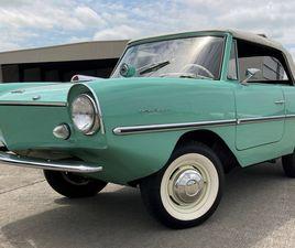 1962 AMPHICAR 770 FOR SALE