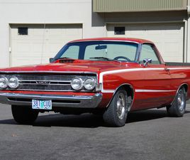 1968 FORD FALCON RANCHERO GT