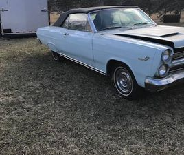 1966 MERCURY COMET CONVERTIBLE