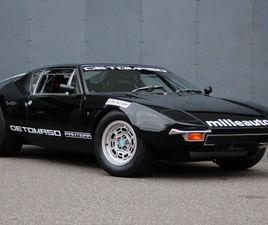 1972 DETOMASO PANTERA GTS GROUP 3