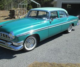 1955 CHRYSLER NEW YORKER FOUR DOOR