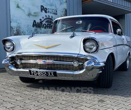 CHEVROLET BEL AIR COUPE 5.7 RESTOMOD