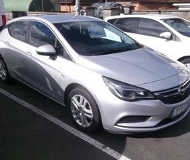2017 OPEL ASTRA 1.6L DIESEL FROM THE SWEEP GARAGE - CARSIRELAND.IE