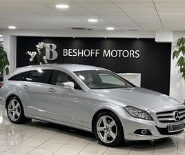 250 CDI SHOOTING BRAKE..LOW MILEAGE//BEIGE LEATHER//IRISH CAR..TAILORED FINANCE PACKAGES A