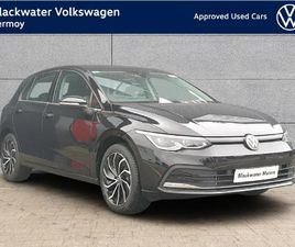 GOLF STYLE 1.5TSI 130BHP **ORDER YOUR 221 NOW FROM BLACKWATER MOTORS FERMOY**