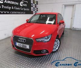 2011 AUDI A1 1.4L PETROL FROM CAMERON CARS - CARSIRELAND.IE