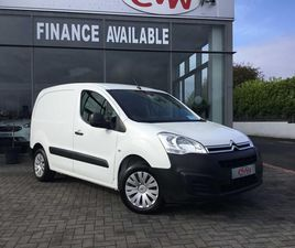 CLICK & DELIVER**BLUEHDI 100BHP 850KG ENTERPRISE VAN**€11950 PLUS VAT**