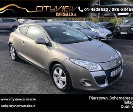 III COUPE DYNAMIQUE 1.5 DCI//LOW MILES