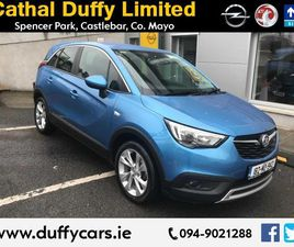 2018 OPEL CROSSLAND X 1.6L DIESEL FROM CATHAL DUFFY LIMITED - CARSIRELAND.IE