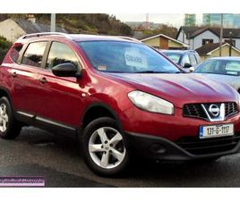 QASHQAI+2 1.5 + 2 XE 5DR..7-SEATER.....NCT 02/21.....01/21