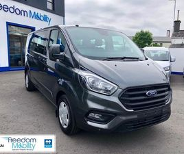 2021 FORD TOURNEO CUSTOM 2.0L DIESEL FROM FREEDOM MOBILITY - CARSIRELAND.IE
