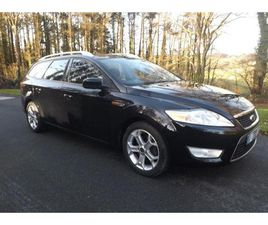2010 FORD MONDEO 2.0L DIESEL FROM CASTLETOWN CAR SALES - CARSIRELAND.IE