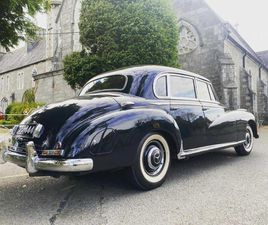 SUPERB 1954 MERCEDES 300 W186 ADENAUER WWW.BOLANDSCLASSICS.IE