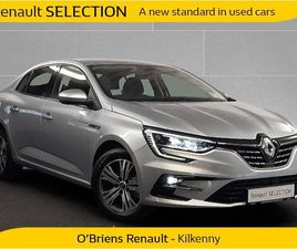 GRAND COUPE ICONIC 1.5 DCI 115 BHP 4DR DEMO MODEL - 140 P/WK WITH NO DEPOSIT !