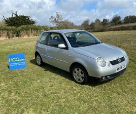 USED 2005 VOLKSWAGEN LUPO 1.4 SPORT TDI 3D 74 BHP HATCHBACK 65,276 MILES IN SILVER FOR SAL
