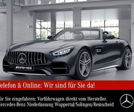 MERCEDES-BENZ AMG GT C ROADSTER BURMESTER DISTRONIC COMAND LED, JAHR 2020, BENZIN