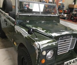 1975 LAND ROVER SERIES 3