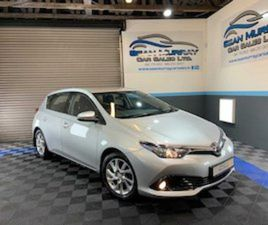 2015 TOYOTA AURIS 1.6 D-4D BUSINESS EDITION FOR SALE IN CLARE FOR €12950 ON DONEDEAL