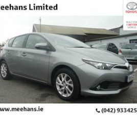 TOYOTA AURIS AURIS 1.33 AURA 5DR FOR SALE IN LOUTH FOR €17750 ON DONEDEAL