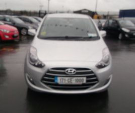HYUNDAI IX20 DELUXE 4DR FOR SALE IN LIMERICK FOR €16500 ON DONEDEAL