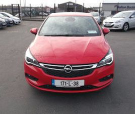 OPEL ASTRA SRI 1.6 CDTI 110PS 5DR FOR SALE IN LIMERICK FOR €16500 ON DONEDEAL