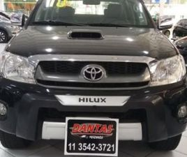 TOYOTA HILUX 3.0 SR CAB. DUPLA 4X2 4P - R$ 89.900,00