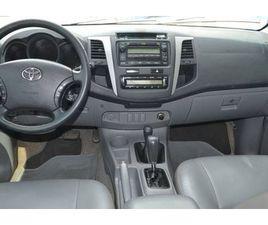 TOYOTA HILUX 2.5 CAB. DUPLA 4X2 4P - R$ 80.000,00