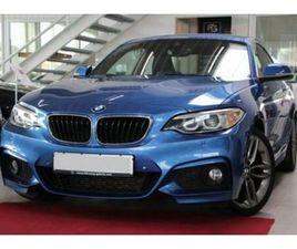 BMW, SERIE 2, 220DA 190CH M SPORT, OCCASION, DIESEL, 2015, 70500 KM, 24490 €, NEUVE-CHAPEL