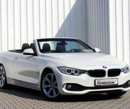 BMW, SÉRIE 4, 420DA 184CH LUXURY, OCCASION, DIESEL, 2014, 62100 KM, 26990 €, NEUVE-CHAPELL