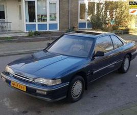 HONDA LEGEND 2.7I COUPE V6 AUT 1989 DAK/ZELDZAAM/OPKNAPPER UIT 04-04-1989 AANGEBODEN DOOR