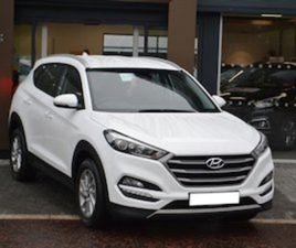 HYUNDAI TUCSON 1.7 CRDI SE NAV AUTOMATIC (VALUE H FOR SALE IN ANTRIM FOR £16485 ON DONEDEA
