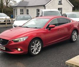2014 MAZDA 6 SPORT DIESEL !!! FOR SALE IN GALWAY FOR €11500 ON DONEDEAL