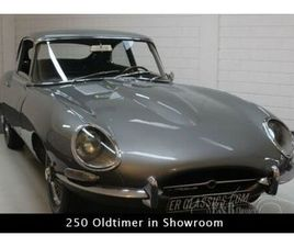 JAGUAR E-TYPE SERIES 1.5 1968 MATCHING NUMBERS