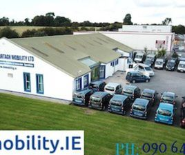 WHEELCHAIR CAR ( LARGE SELECTION ) FOR SALE IN WESTMEATH FOR €13950 ON DONEDEAL