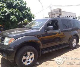 NISSAN PATHFINDER 2007 | PORT BOUET | JUMIA DEALS