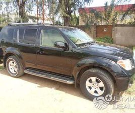 NISSAN PATHFINDER FULL OPTIONS | COCODY | JUMIA DEALS