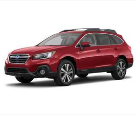 BRAND NEW RED COLOR 2019 SUBARU OUTBACK 3.6R LIMITED FOR SALE IN NEWARK, DE 19711. VIN IS