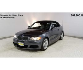 GRAY COLOR 2008 BMW 1 SERIES 135I FOR SALE IN JERSEY CITY, NJ 07306. VIN IS WBAUN93568VF54