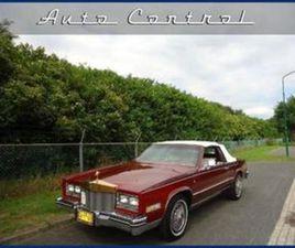 CADILLAC ELDORADO CONVERTIBLE PISTOLEN PAULTJE UIT 30-06-1984 AANGEBODEN DOOR AUTO CONTROL