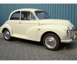 MORRIS MINOR 1000 SUPER UIT 30-01-1967 AANGEBODEN DOOR SMIT BEHEER (OT CARS)