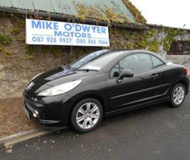 PEUGEOT 207, 2007 FOR SALE IN LIMERICK FOR €2500 ON DONEDEAL