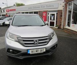 HONDA CR-V 2.2I-DTEC EX AWD AUTOMATIC DIESEL FOR SALE IN LAOIS FOR €21000 ON DONEDEAL