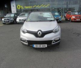 RENAULT CAPTUR 1.5 DCI 90 INTENSE DCT FOR SALE IN LIMERICK FOR €11750 ON DONEDEAL