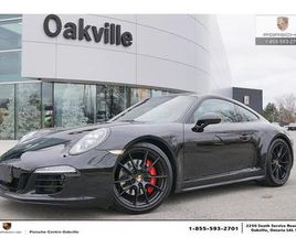 PORSCHE 911 CARRERA COUPE GTS 2016